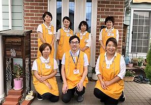 リンデンB・I 福島のスタッフ写真